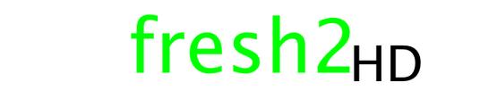 Fresh2HD logo