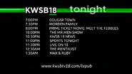 Kwsb 18 lineup 2014 september