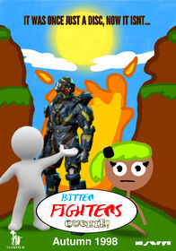 Bitter Fighters movie poster