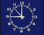 ACTVUSSR Clock 80s