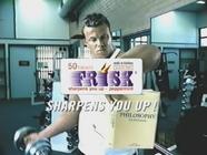 Frisk Mints commercial 1990s (Gym)