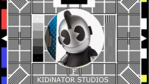 Kidinator Test Card
