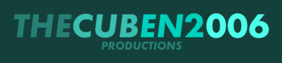 TheCuben2006 Productions Logo 2017