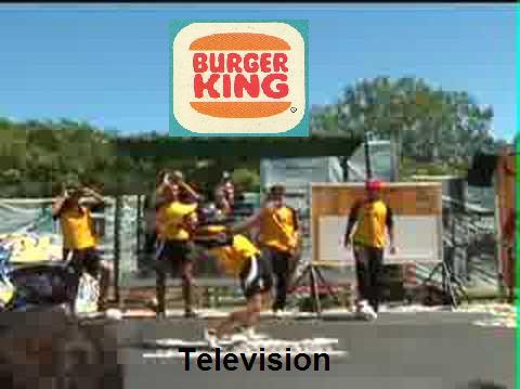 Burger King Television (1981-1985)
