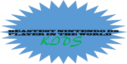 Beastest Nintendo DS Player In The World Kids (1993-1999)