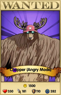 Chopper (Angry Mode)