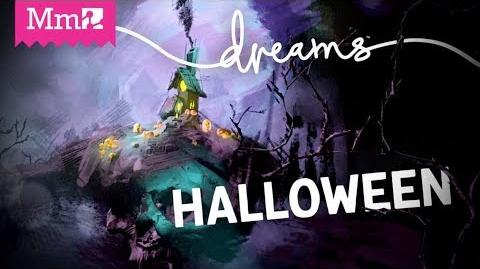 Media Molecule's Halloween Spooktacular DreamsPS4
