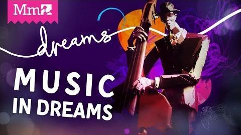 Music in DreamsPS4