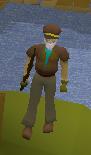Fisherman clue