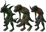 Dagannoth kings