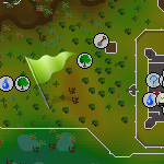West of Lumbridge