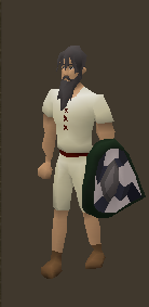 3RD Age Melee Shield