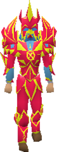 Flame Torva Set