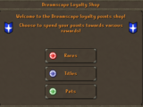 Loyalty Point Shop