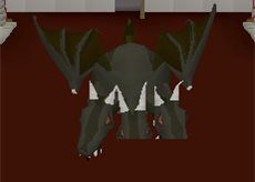 King Black Dragon Boss