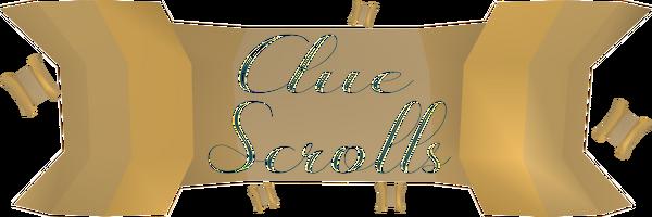 ClueScrolls