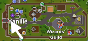 Yanille World Boss