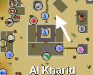 Al Kharid World Boss
