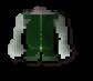Green Elegant Top