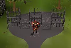 Seer's village jail's