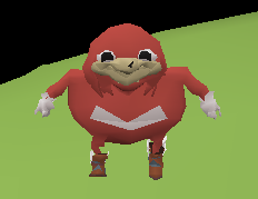 Knuckles Pet Out