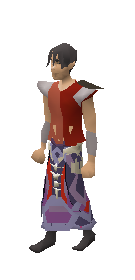 Dragonbone Mage Bottoms Equiped