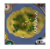 AFK Island Minimap