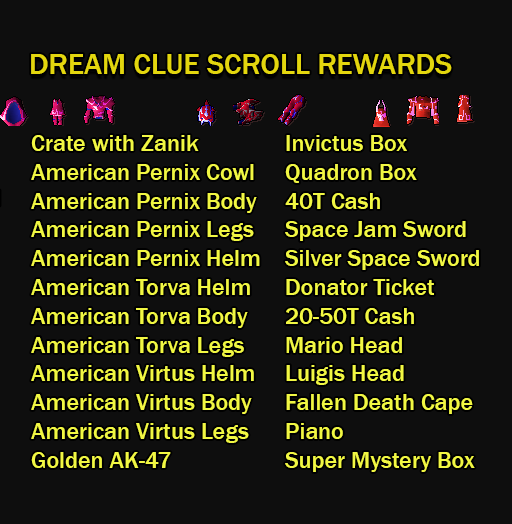 Dream Rewards