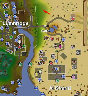 Al Kharid World Boss - Map - Dreamscape