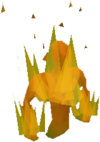 Fire Elemental (Morph)