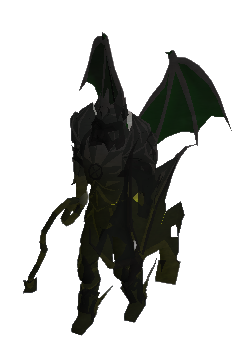 Shadow King Pet