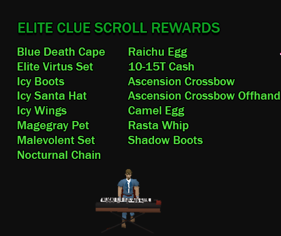Elite Reward