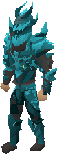 Dragonbone Melee Set (U)