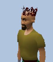 Blood Party hat