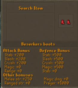 Berserker Boots 1