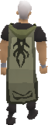 Third-Age Druidic Cape