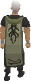 Third-Age Druidic Cape