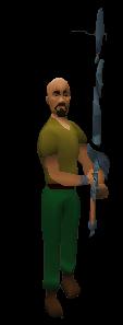 Skotizo 2h Sword Equipped