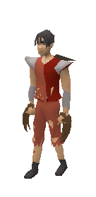 Dragon Claws (brown) Equiped