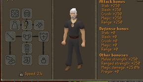 Trix amulet stats