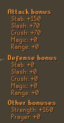 Sword of 1k stats