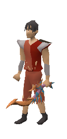 Drygore Offhand Equiped