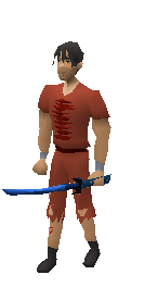 Ice Offhand Equiped