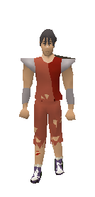 Dragonbone Melee Boots Equiped