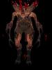 Arcade Diablo outlined