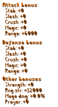 Blaster Laser Rifle Stats