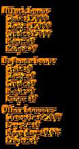 Inquisitor Mace Stats