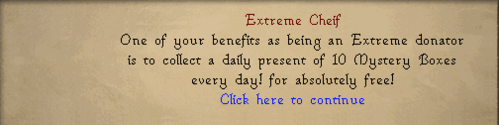Extreme Chief Daily Mbox