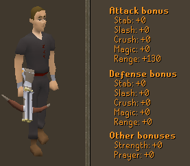 Chaotic Crossbow Stat