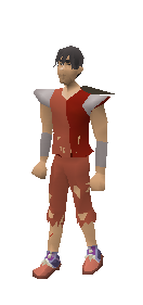 Dragonbone Mage Boots Equiped